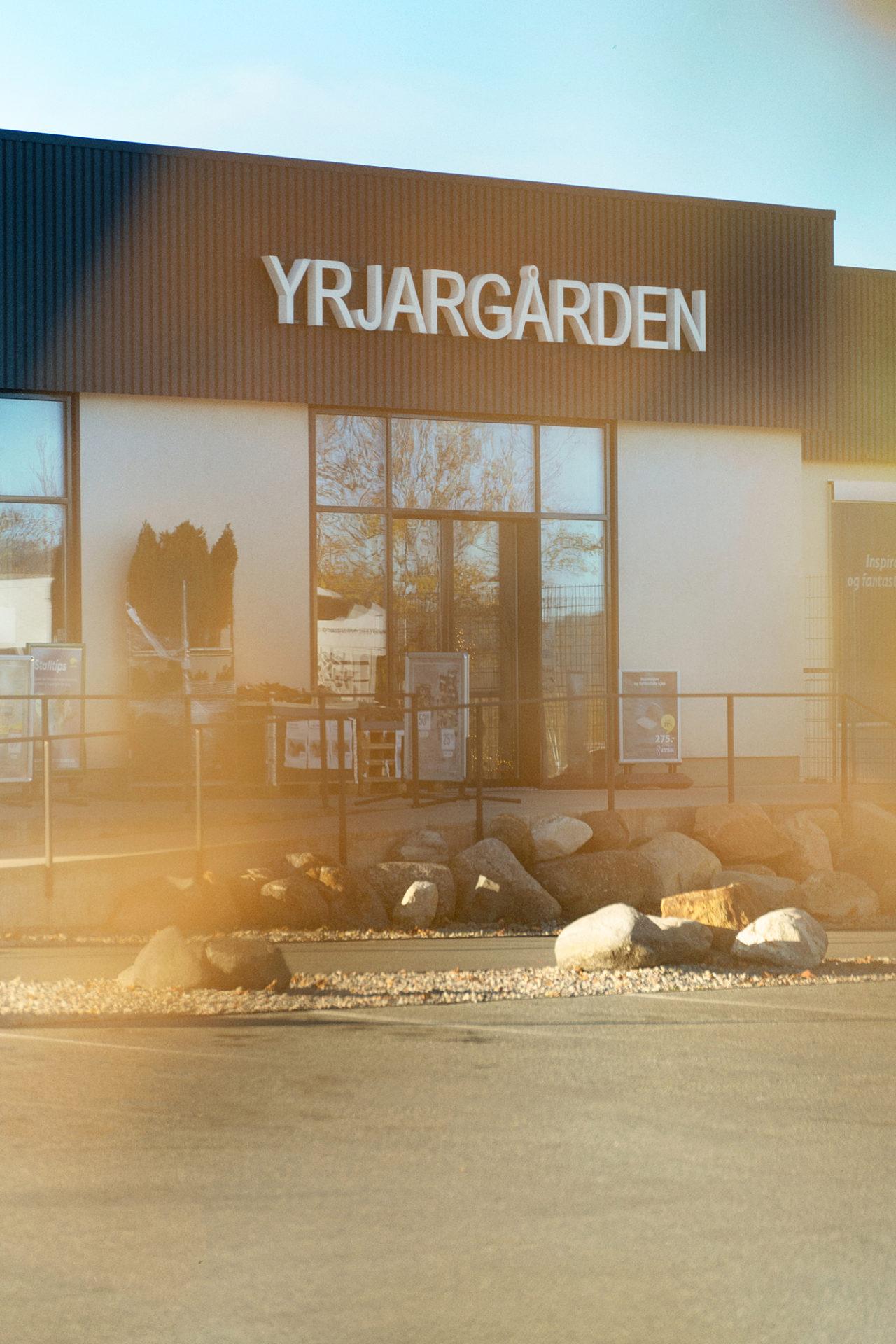 Yrjargården fasade