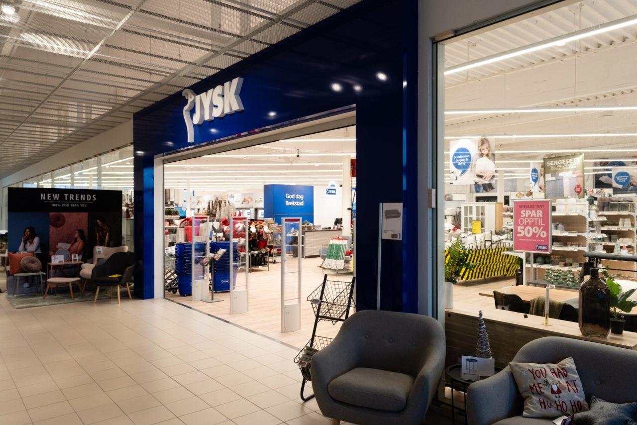 Butikken JYSK - Yrjargården