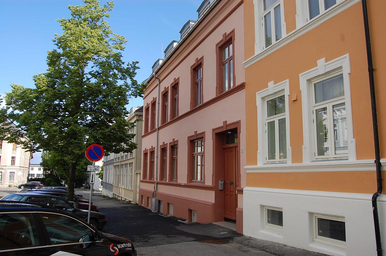 Gyldenløves gate 11A og B