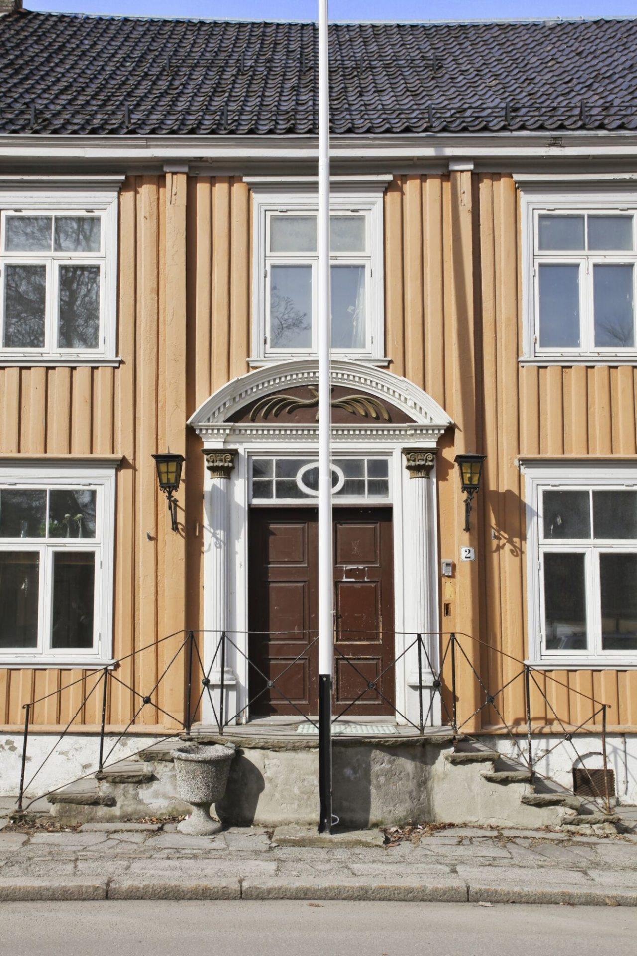 Kalvskinnsgata 2 - Fasade 1
