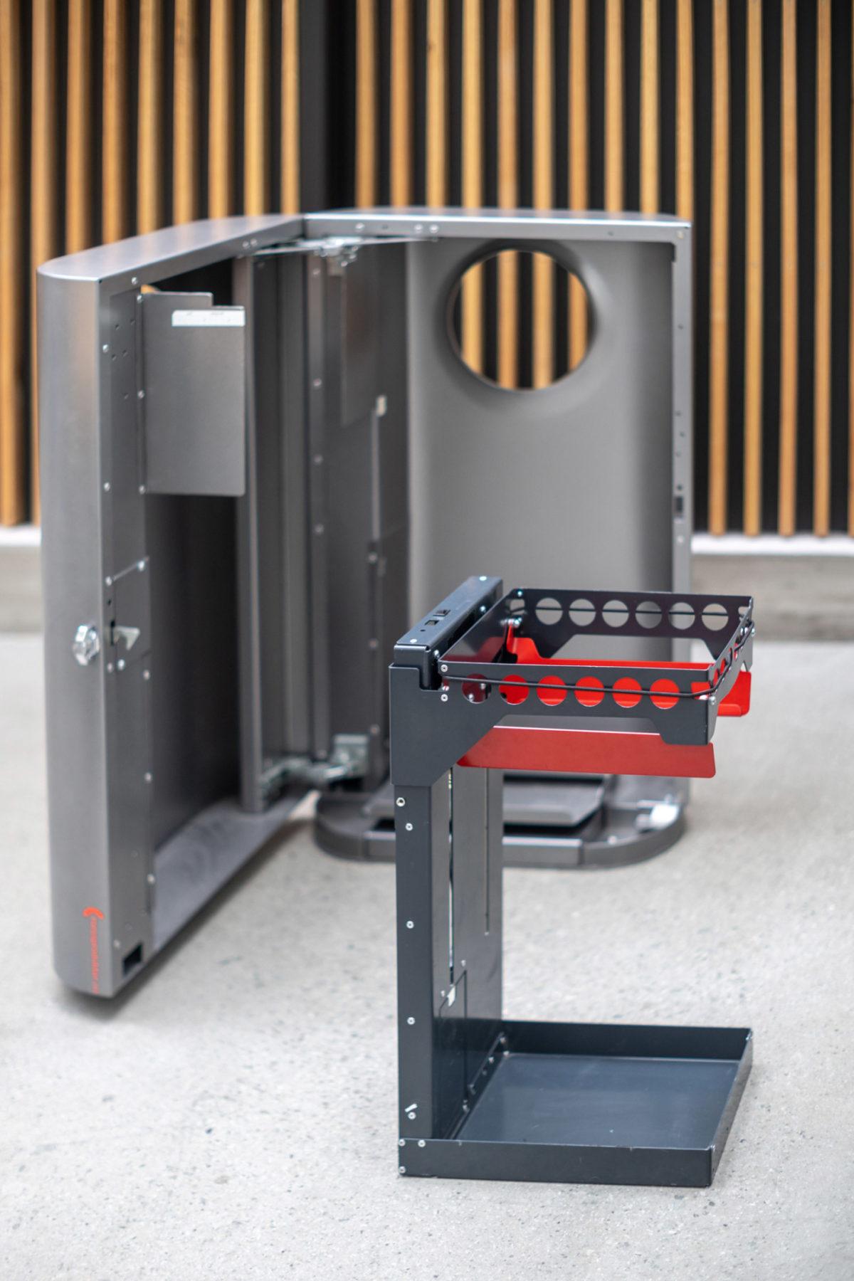 P roros produkter smart avfall komprimator 98001