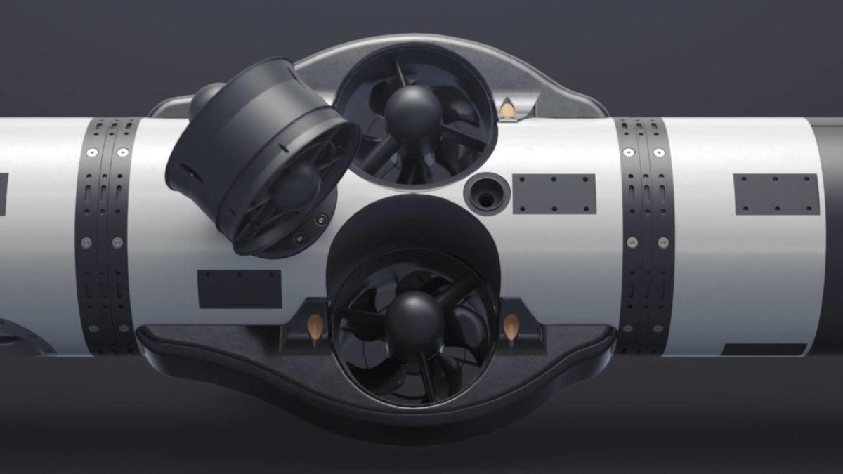 P Eelume thrusters B 1600