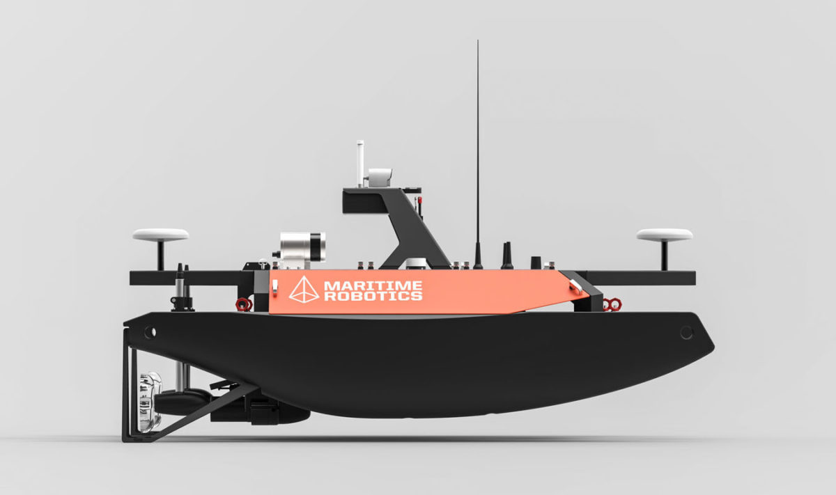 P Maritime Robotics Otter V4 1 1350
