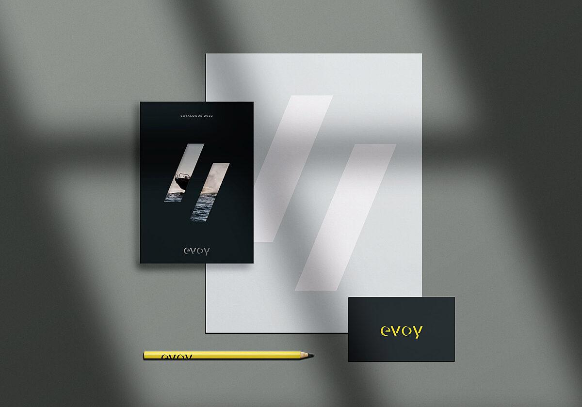 Evoy Branding