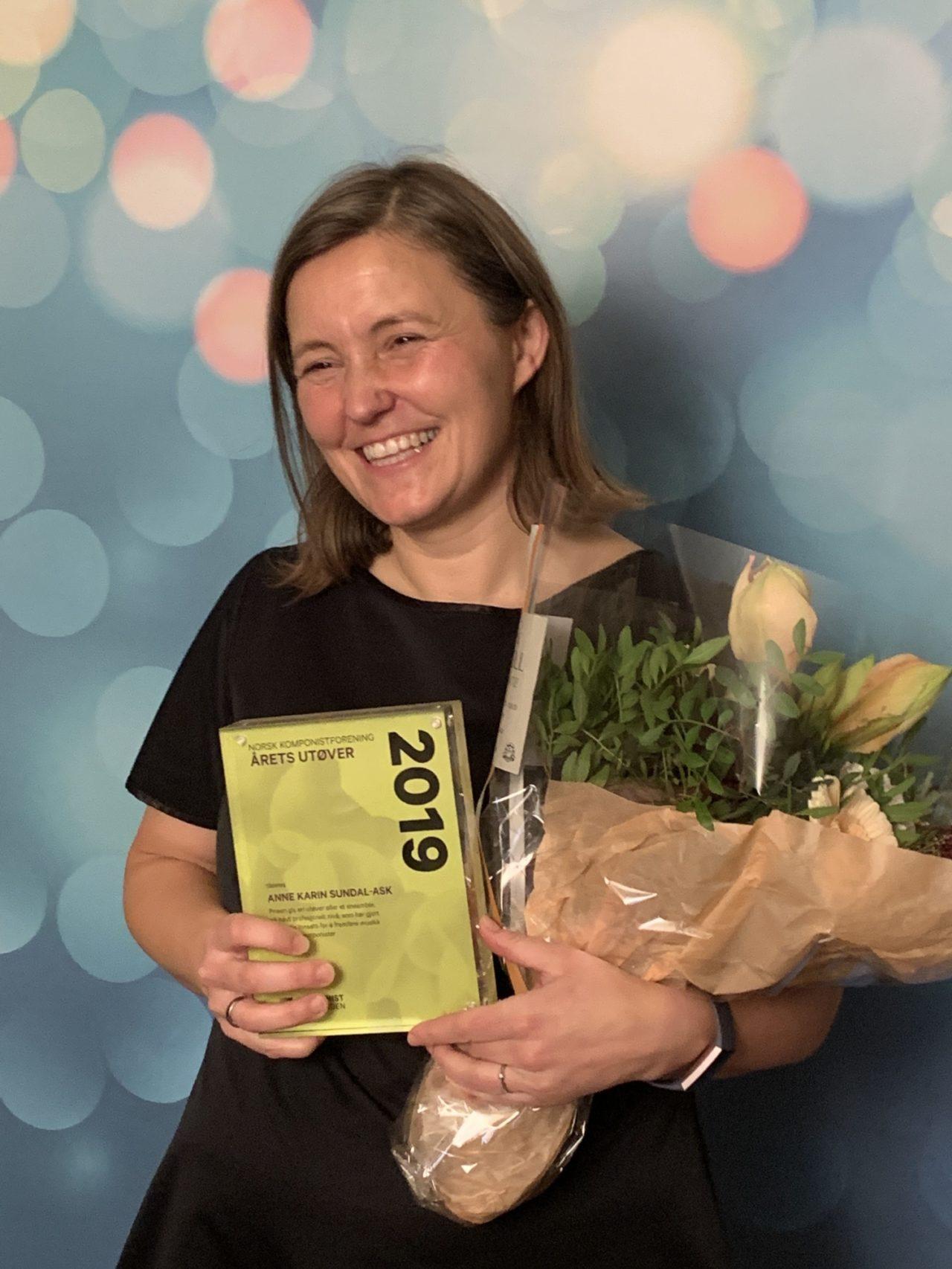 Årets utøver 2019 Anne Karin Sundal Ask Foto Hege Eikenes Randen kopi