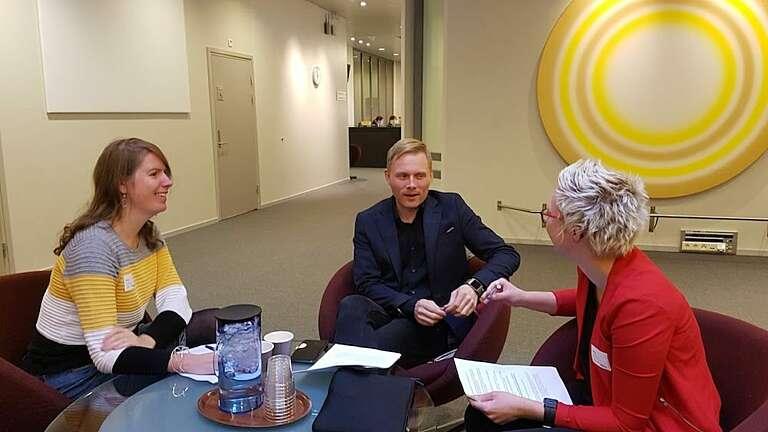 Høringsmøte i Stortinget 22.10.2018